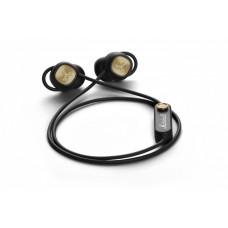 Наушники гарнитура вакуумные Bluetooth Marshall Minor II Black (4092259)