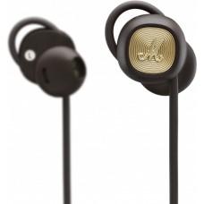 Наушники гарнитура вакуумные Bluetooth Marshall Minor II Brown (4092260)