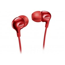 Наушники гарнитура вакуумные Philips SHE3555RD/00 Red