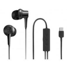 Наушники гарнитура вакуумные Xiaomi Mi ANC & Type-C In-Ear Black (ZBW4382TY)