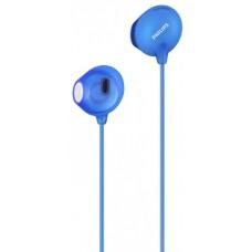 Наушники гарнитура вкладыши Philips SHE2305BL/00 Blue