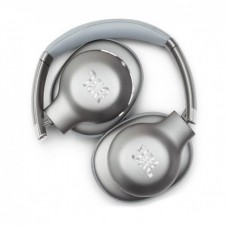 Наушники гарнитура накладные Bluetooth JBL Everest 710 Silver (JBLV710BTSIL)