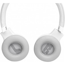 Наушники гарнитура накладные Bluetooth JBL Live 400BT White (JBLLIVE400BTWHT)