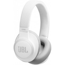 Наушники гарнитура накладные Bluetooth JBL Live 650BTNC White (JBLLIVE650BTNCWHT)