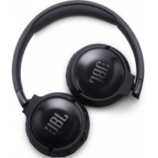 Наушники гарнитура накладные Bluetooth JBL Tune E600BT NC Black (JBLT600BTNCBLK)