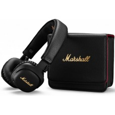 Наушники гарнитура накладные Bluetooth Marshall Mid ANC Black (4092138)