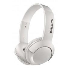 Наушники гарнитура накладные Bluetooth Philips SHB3075WT/00 White