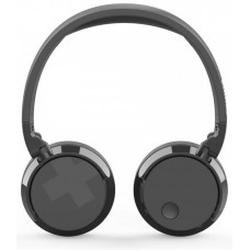Наушники гарнитура накладные Bluetooth Philips TABH305BK/00 Black