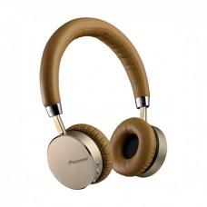 Наушники гарнитура накладные Bluetooth Pioneer SE-MJ561BT Brown (SE-MJ561BT-T)