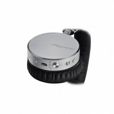 Наушники гарнитура накладные Bluetooth Pioneer SE-MJ561BT Silver (SE-MJ561BT-S)