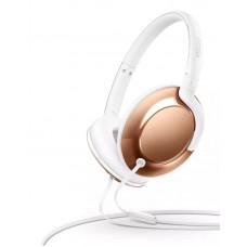 Наушники гарнитура накладные Philips SHL4805RG/00 White