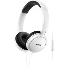 Наушники гарнитура накладные Philips SHL5005WT/00 White