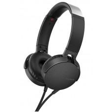 Наушники гарнитура накладные Sony MDR-XB550AP Black (MDRXB550APB.E)