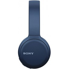 Наушники гарнитура накладные Bluetooth Sony WH-CH510 Blue (WHCH510L.CE7)