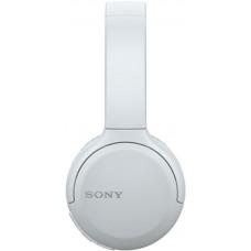 Наушники гарнитура накладные Bluetooth Sony WH-CH510 White (WHCH510W.CE7)