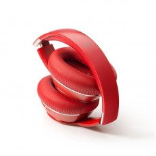 Наушники гарнитура накладные Bluetooth Edifier W820BT Red