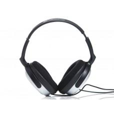 Наушники накладные Philips SHP2500/10 Black/Silver