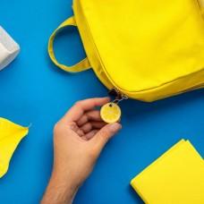 Трекер Chipolo Classic Fruit Edition Lemon Yellow