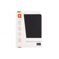 Чехол книжка PU 2E для Apple iPad Pro 12.9 2018 Transparent/Black (2E-IP-PRO12.92018-MCYCBT)