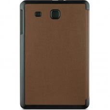Чехол книжка PU Airon Premium для Samsung Tab E 9.6 T560 T561 Brown (4822352777129)