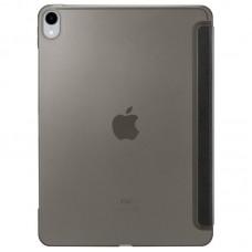 Чехол книжка PU Spigen Smart Fold для Apple iPad Pro 12.9 2018 Black (068CS25712)