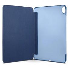 Чехол книжка PU Spigen Smart Fold для Apple iPad Pro 12.9 2018 Blue (068CS25714)