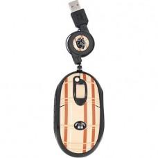 Мышь G-Cube GOP-20B Brown USB