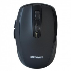 Мышь Wireless Greenwave WM-1601L (R0015186) Black USB