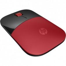 Мышь Wireless HP Z3700 (V0L82AA) Cardinal Red USB