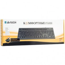 Клавиатура A4Tech KR-85 Black PS/2