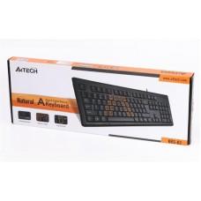 Клавиатура A4tech KRS-83 Black PS/2