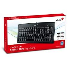 Клавиатура Genius LuxeMate 100 USB CB Black (31300725104)