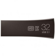 Флешка USB 3.1 32GB Samsung Bar Plus Black (MUF-32BE4/APC)