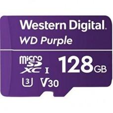 Карта памяти MicroSDXC 128GB UHS-I Class 10 WD Purple (WDD128G1P0A)