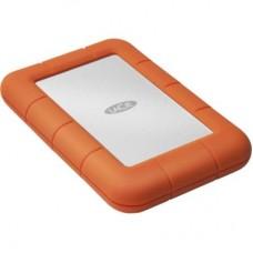 "Внешний жесткий диск HDD 2.5"" USB 3.0 1Tb LaCie Rugged Mini Orange (LAC301558)"