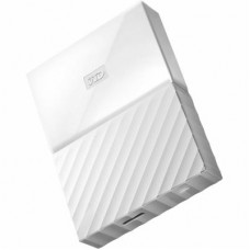 "Внешний жесткий диск HDD 2.5"" USB 3.0 1Tb WD My Passport White (WDBYNN0010BWT-EEEX)"
