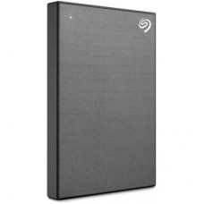 "Внешний жесткий диск HDD 2.5"" USB 3.0 2Tb Seagate Backup Plus Slim Space Grey (STHN2000406)"