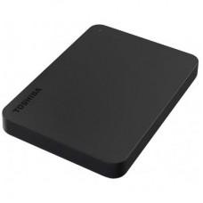 "Внешний жесткий диск HDD 2.5"" USB 3.0 2Tb Toshiba Canvio Basics Black (HDTB420EK3AA)"