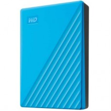 "Внешний жесткий диск HDD 2.5"" USB 3.0 2Tb WD My Passport Blue (WDBYVG0020BBL-WESN)"