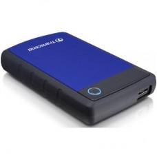 "Внешний жесткий диск HDD 2.5"" USB 3.1 2Tb Transcend StoreJet Blue (TS2TSJ25H3B)"