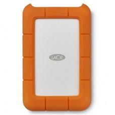 "Внешний жесткий диск HDD 2.5"" USB Type-C 5Tb LaCie Rugged Orange (STFR5000800)"