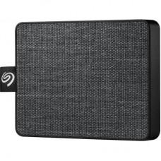 "Внешний жесткий диск SSD 2.5"" USB 3.0 500GB Seagate One Touch Black (STJE500400)"