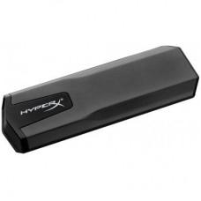 Внешний жесткий диск SSD Portable USB 3.1 Type-C 960GB Kingston Savage EXO Black (SHSX100/960