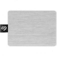 Внешний жесткий диск SSD USB 3.0 1Tb Seagate One Touch White (STJE1000402)