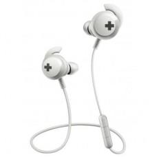 Наушники гарнитура вакуумные Bluetooth Philips SHB4305WT/00 White