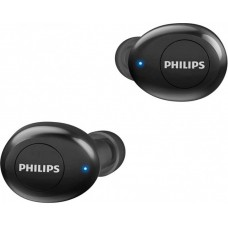 Наушники гарнитура вакуумные Bluetooth Philips TAUT102BK/00 Black