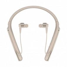 Наушники гарнитура вакуумные Bluetooth Sony WI-1000X Champagne Gold (WI1000X/NM)