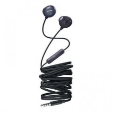 Наушники гарнитура вакуумные Philips SHE2305BK/00 Black