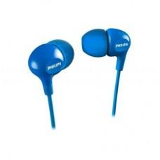 Наушники гарнитура вакуумные Philips SHE3555BL/00 Blue