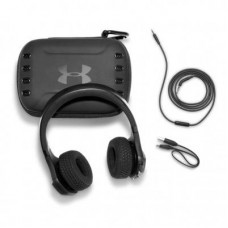 Наушники гарнитура накладные Bluetooth JBL Under Armour Sport Train Black (UAONEARBTBLK)